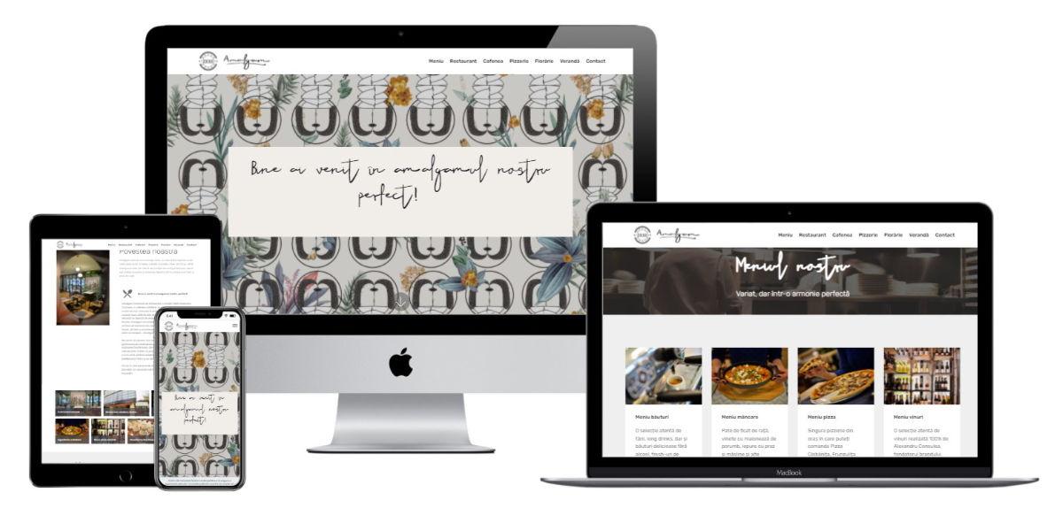 Faircrate site de prezentare